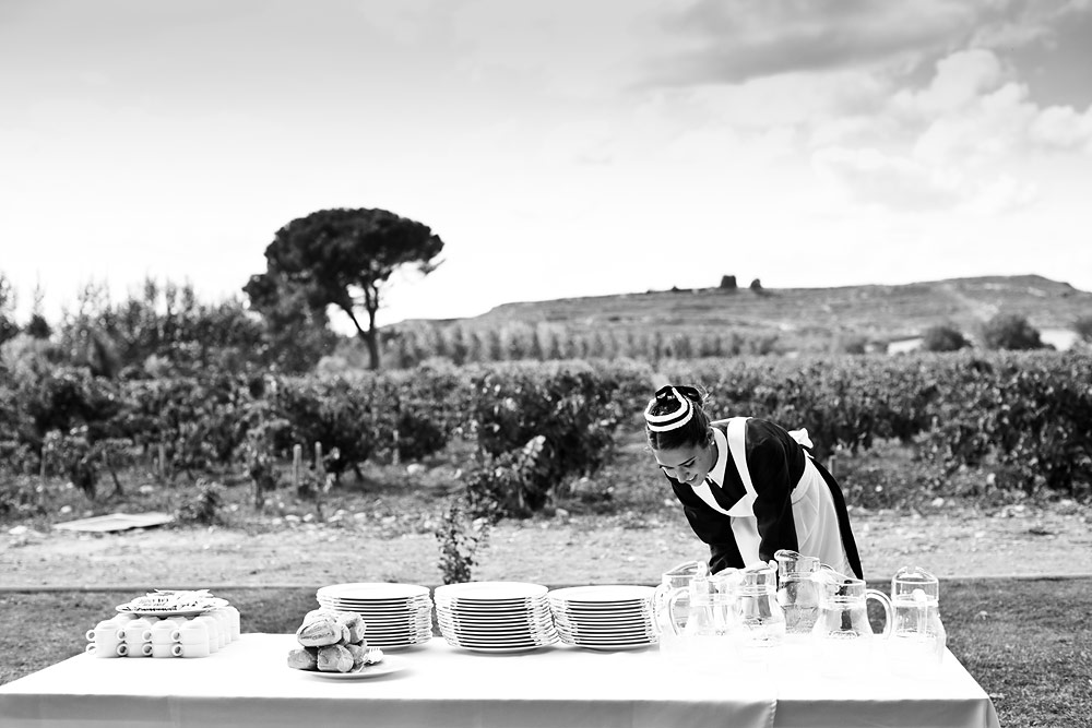 Catering boda en La Rioja