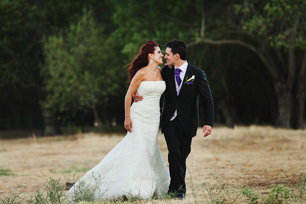 fotografos bodas los arcos de fuentepizarro, el escorial