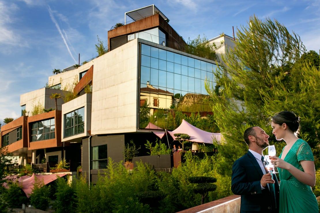 Jen adam boda en el hotel viura la rioja virginia for Hotel viura