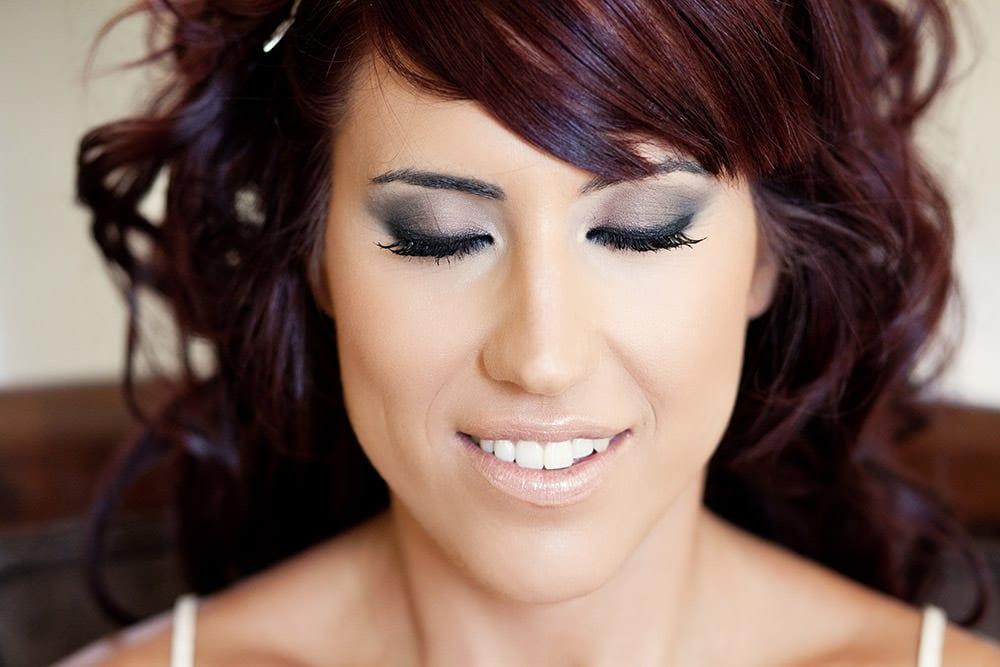 Maquillaje novia el escorial