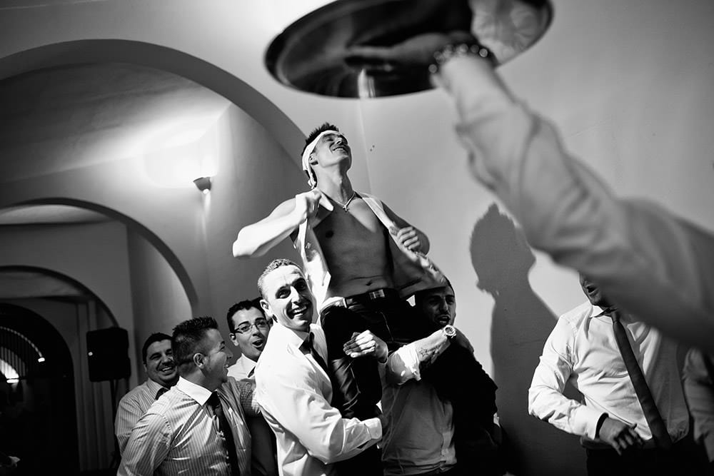 Fotógrafo de boda el Escorial
