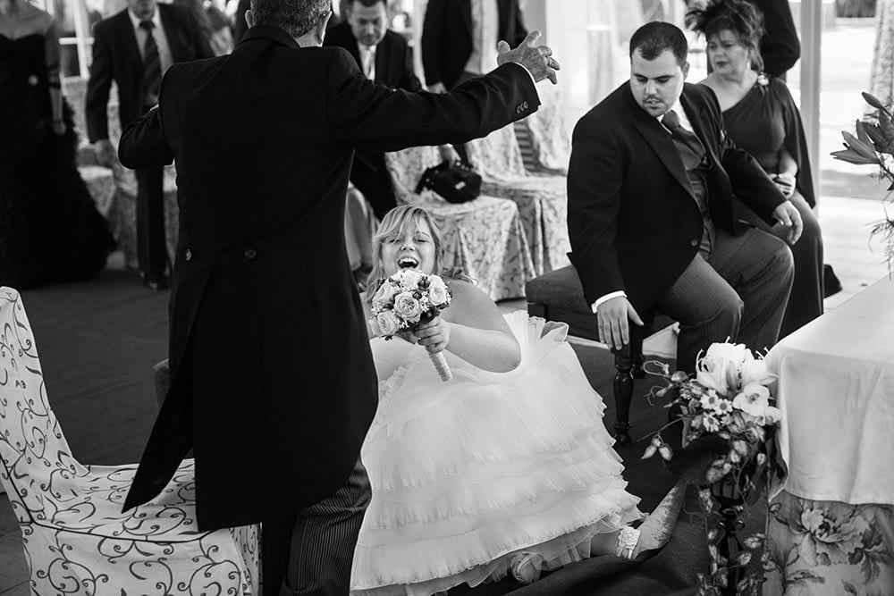 Fotógrafa de boda en Aranjuez