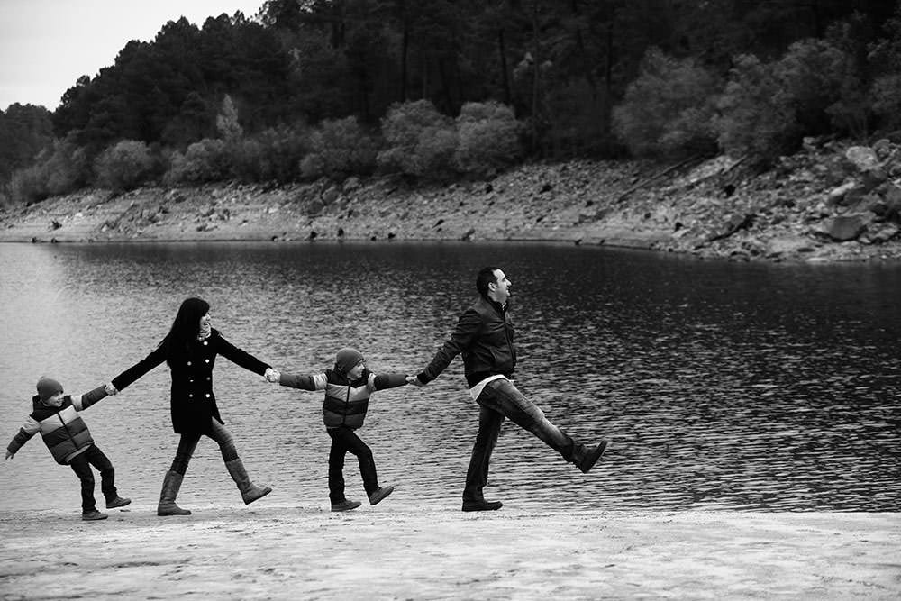 Fotografo familia Madrid