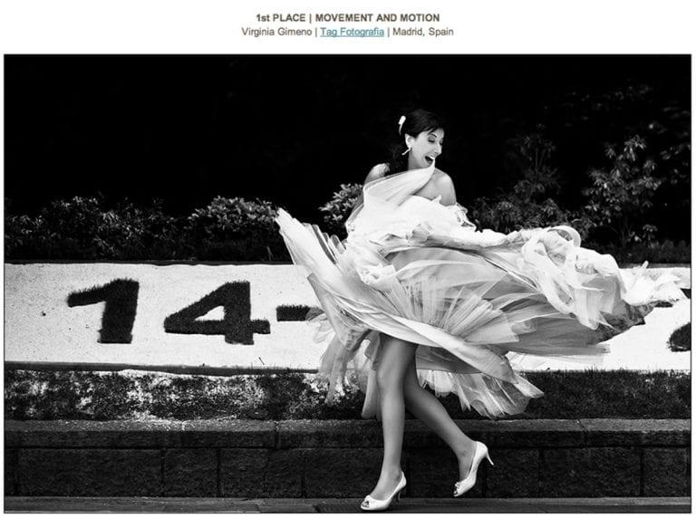 Concursos de fotografía. Un dulce fin de año