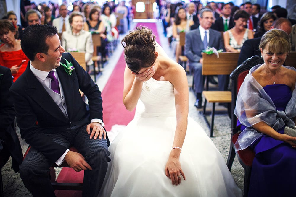 boda ermita la navata