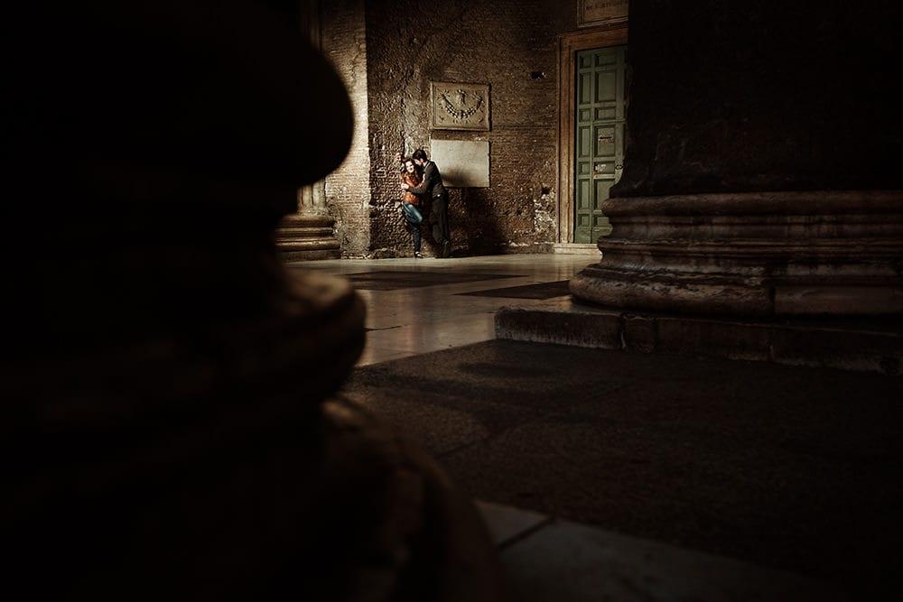 Fotógrafo preboda Roma