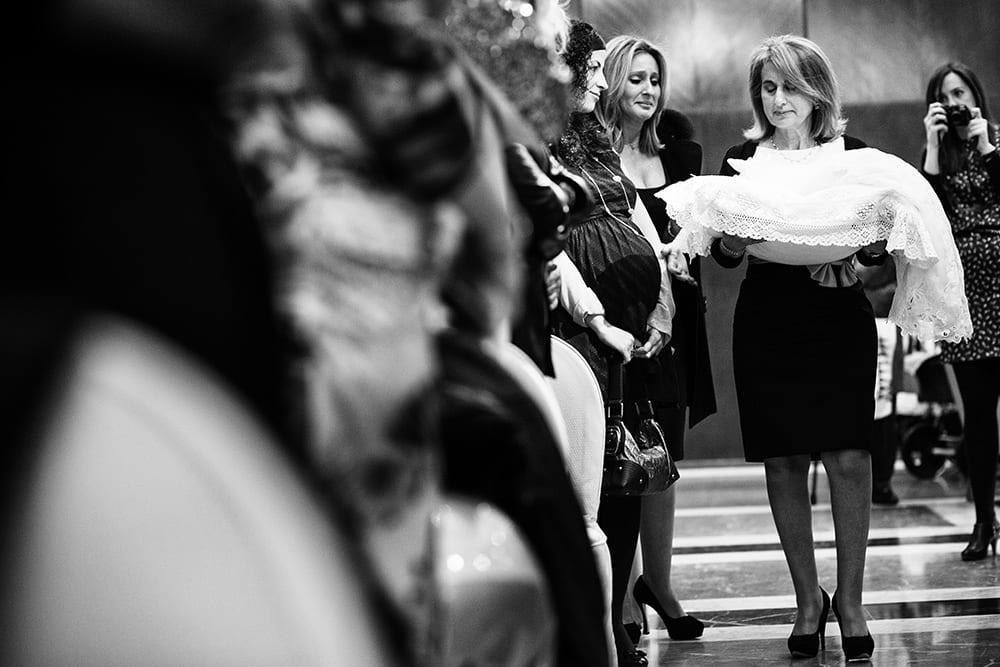 ceremonia judía en Madrid