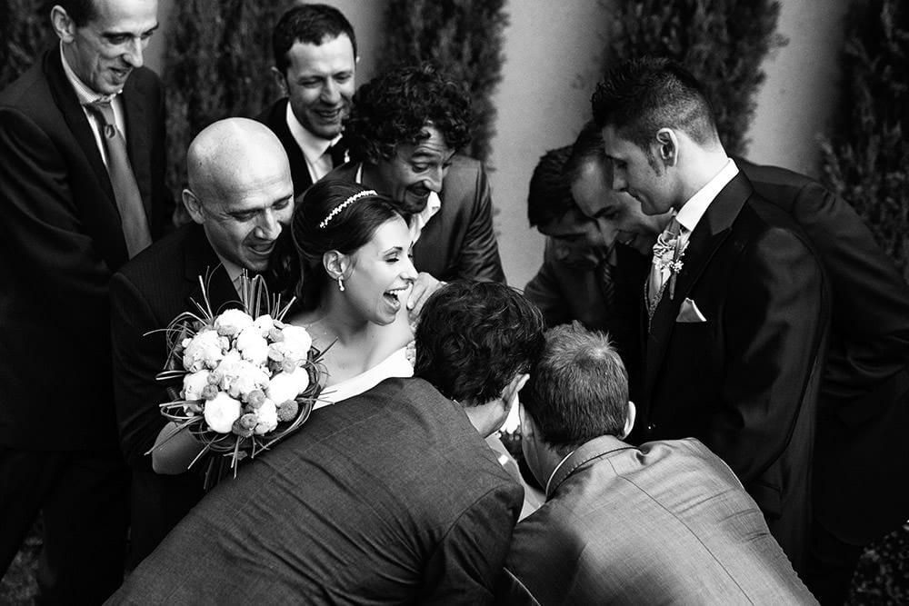 Fotógrafo boda Madrid quinta del Jarama