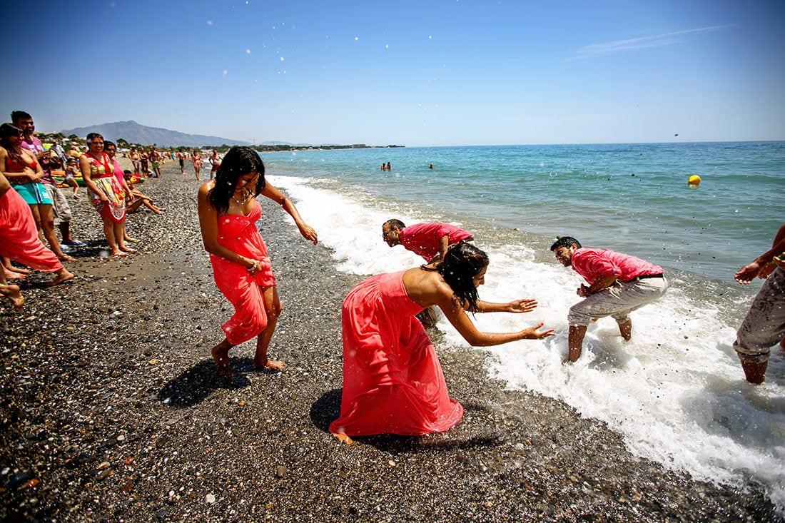 fotógrafo boda Marbella