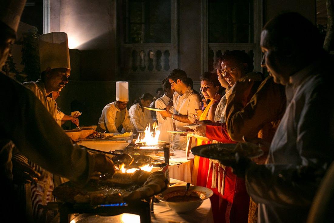 Catering Indio Marbella
