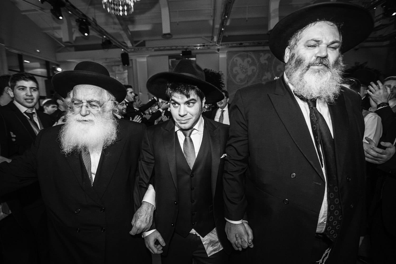 Boda judía en Madrid