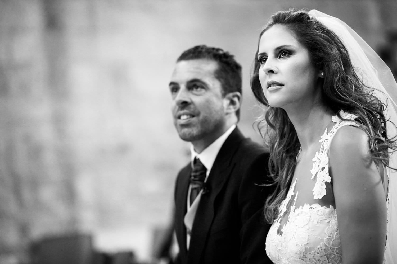 Ceremonia de boda en Iglesia