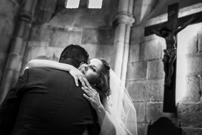 Momentos emotivos en las bodas