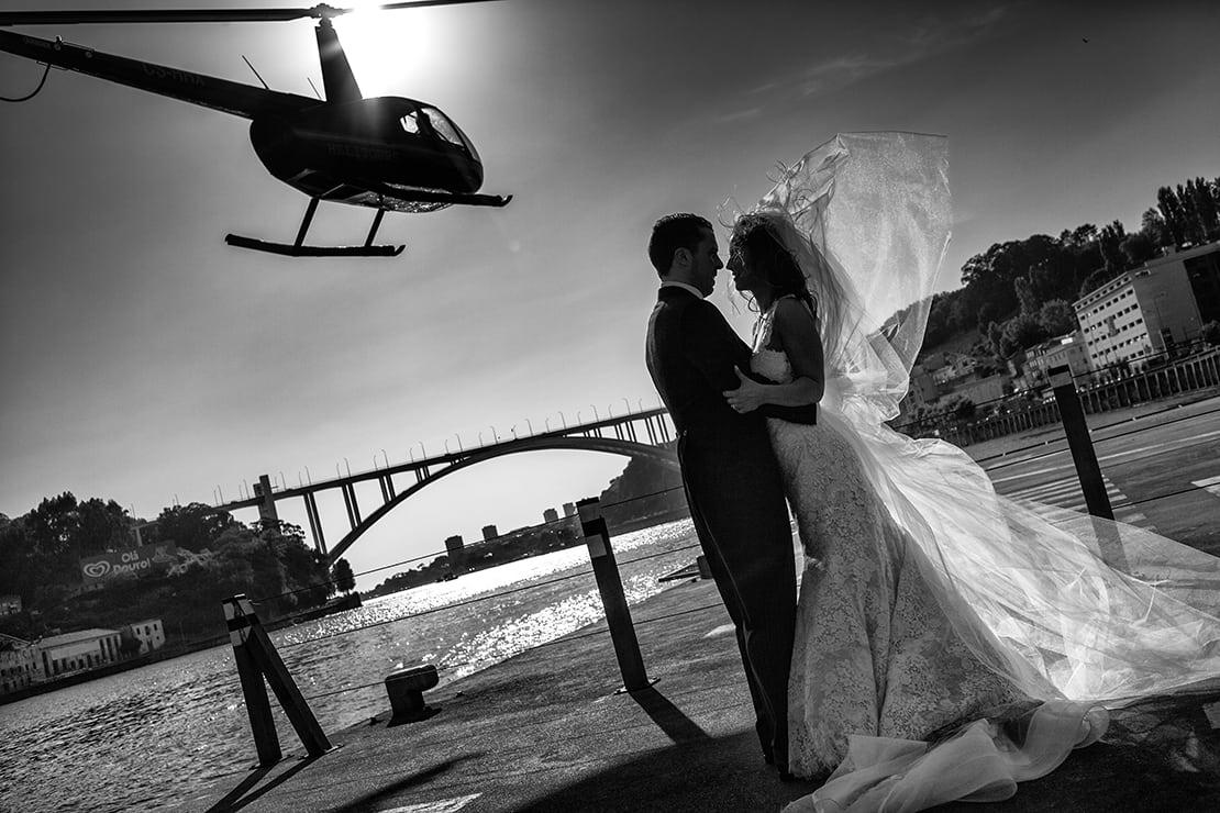 La boda de Rita & Mario en Oporto