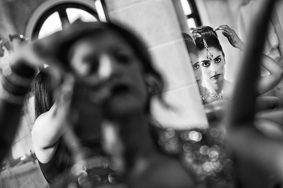 Maquillaje de novia en Marbella