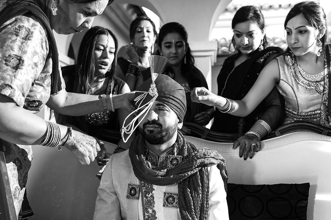 Indian wedding marbella