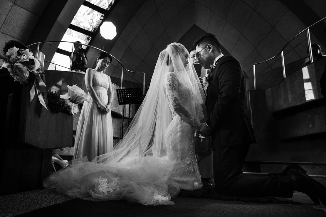 Ceremonia de boda bonita