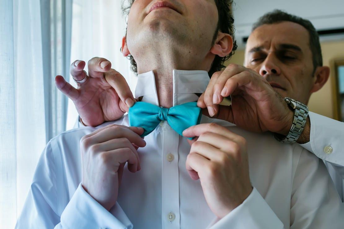 Preparativos de boda
