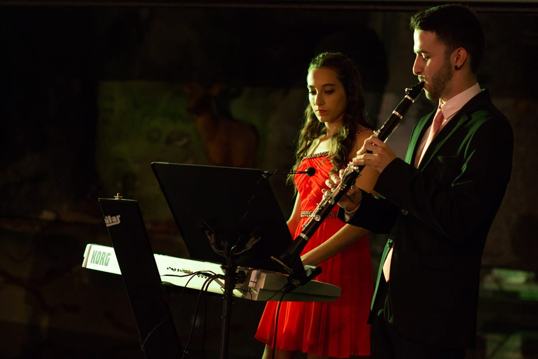 Música en boda
