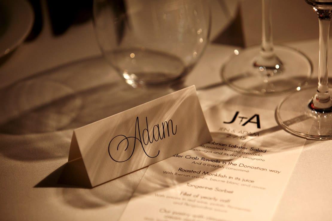 Detalles bonitos en las bodas