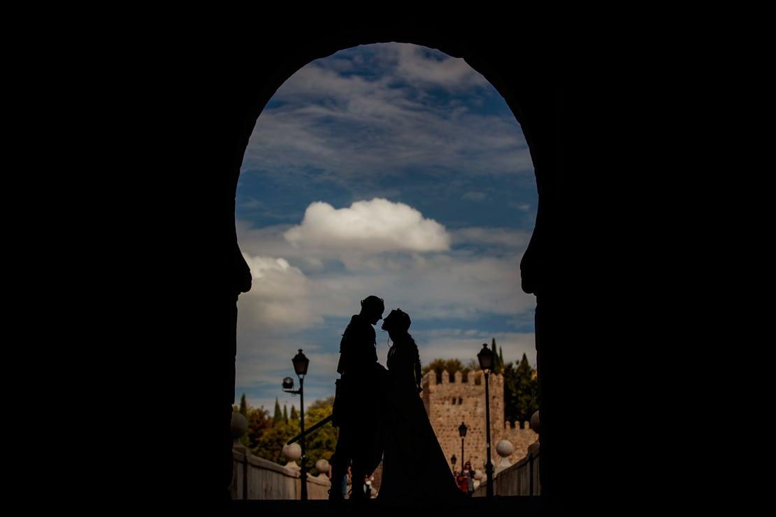 Mara & Nathan, boda medieval en Toledo