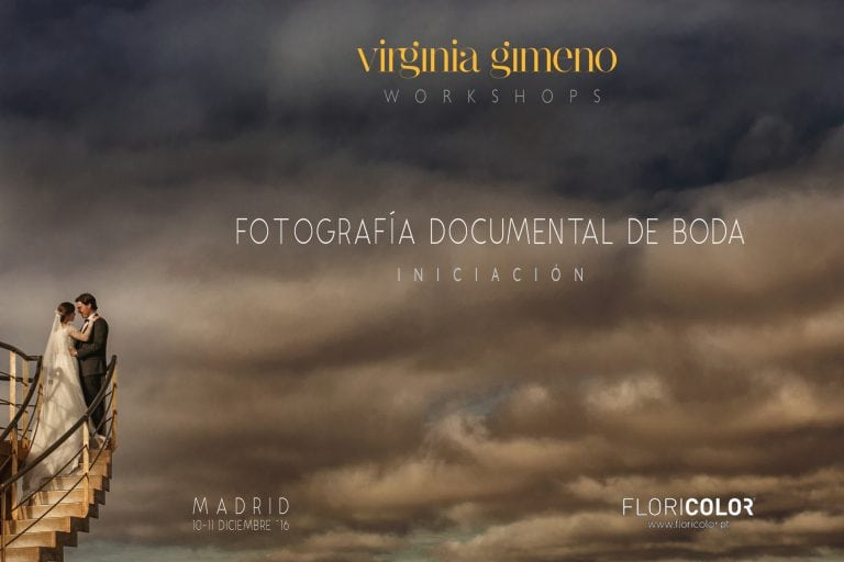 TALLER DE FOTOGRAFÍA DOCUMENTAL DE BODA