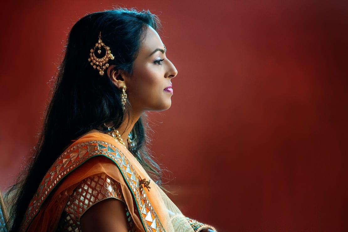 Novia hindú