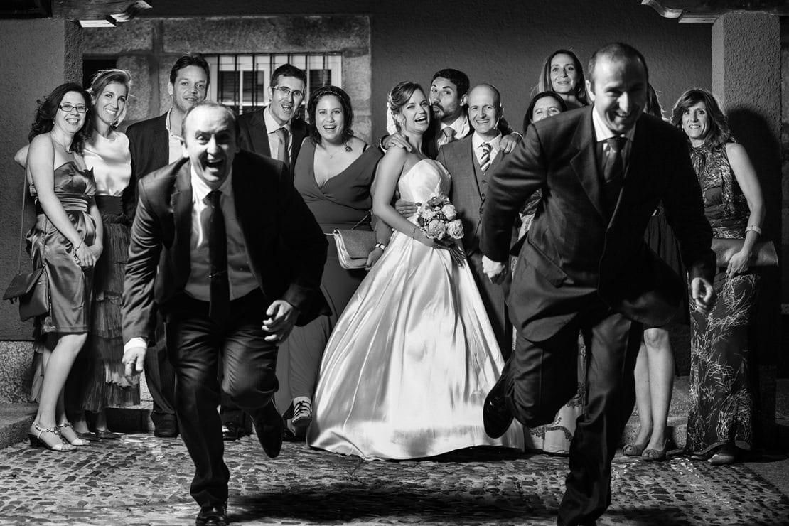 Fotografia de boda Madrid