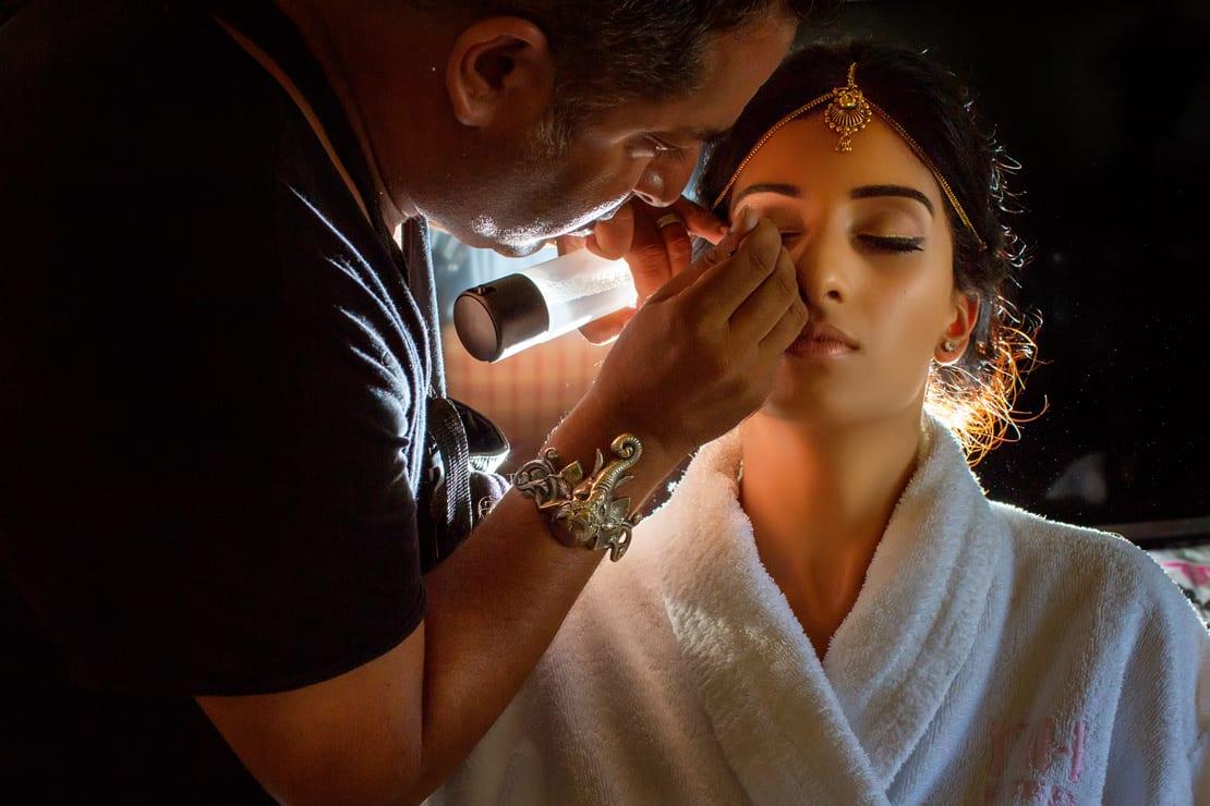 maquillaje de novia Sotogrande