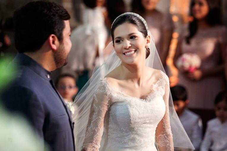 Ceremonia de boda en Avila