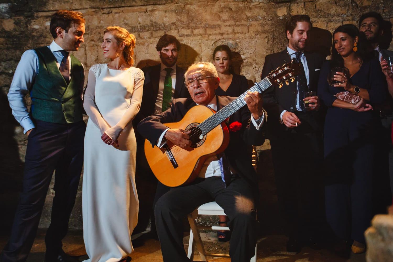 Musica en la boda Sevilla