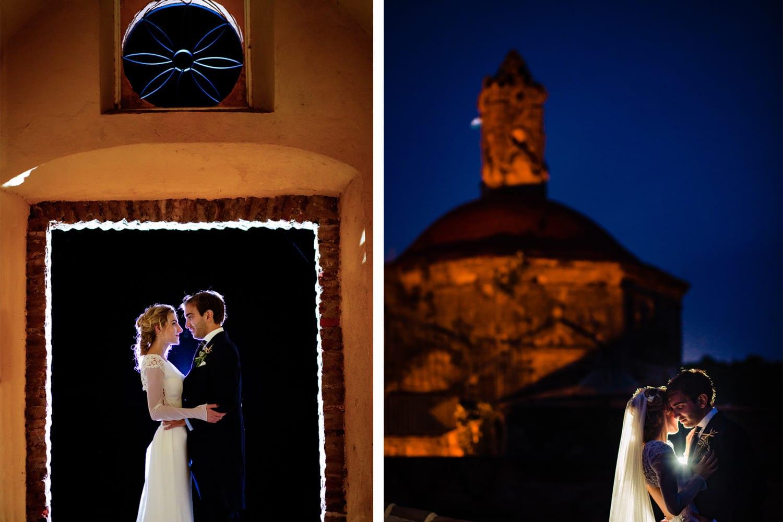 boda en La Cartuja de Cazalla