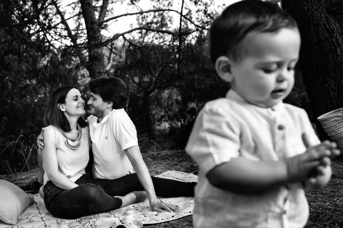 Fotógrafo de familia en Madrid