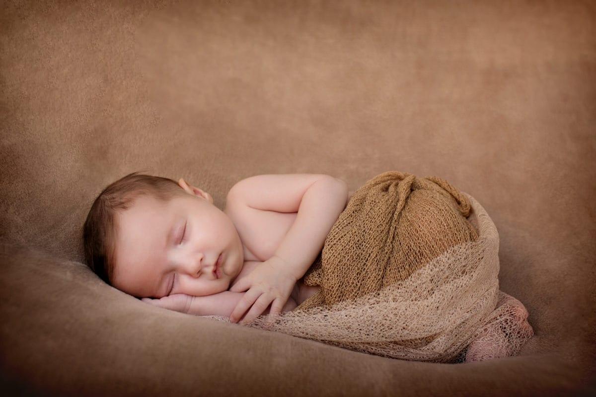Fotógrafo de newborn en Madrid