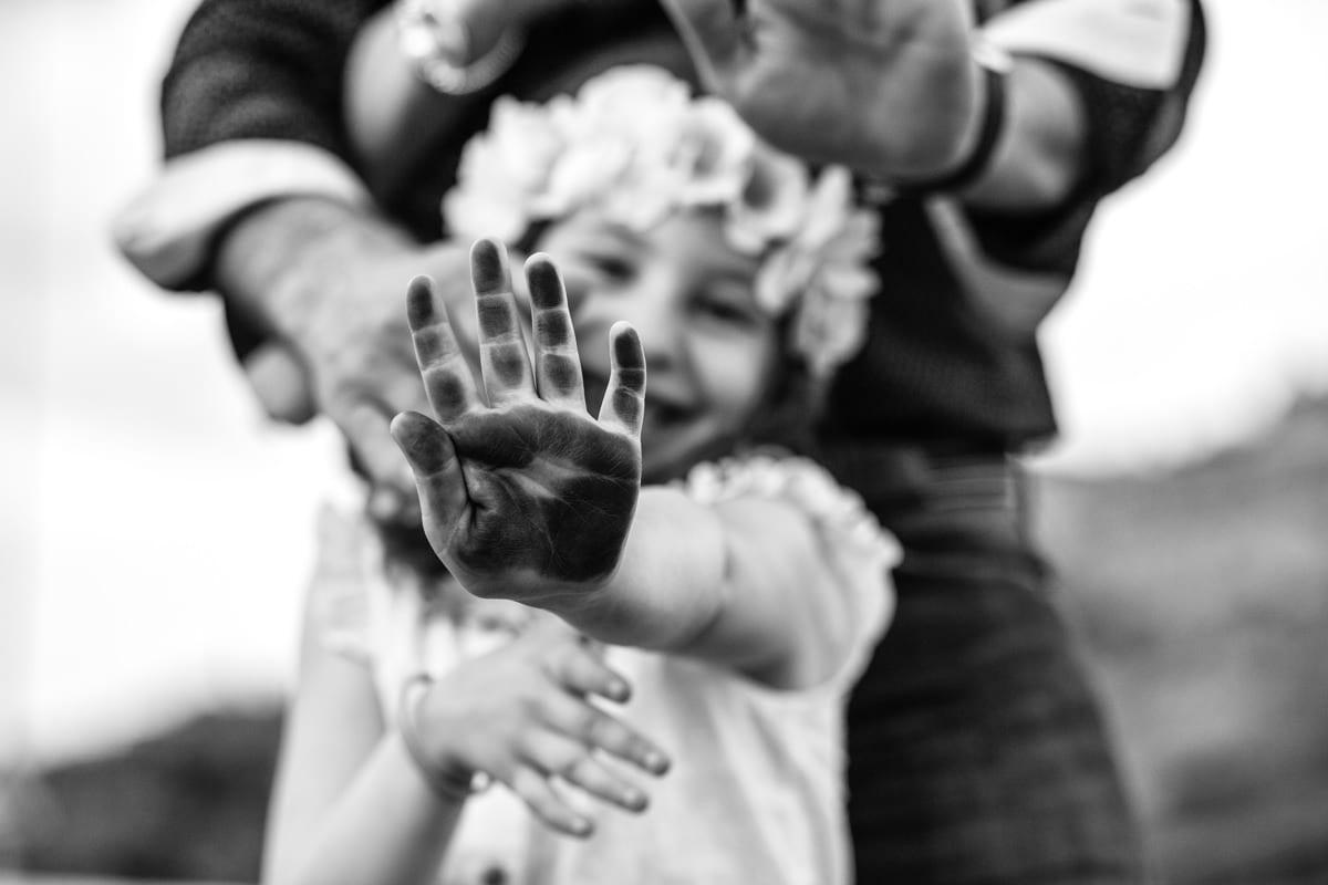 Momentos inolvidables y divertidos con los niños.