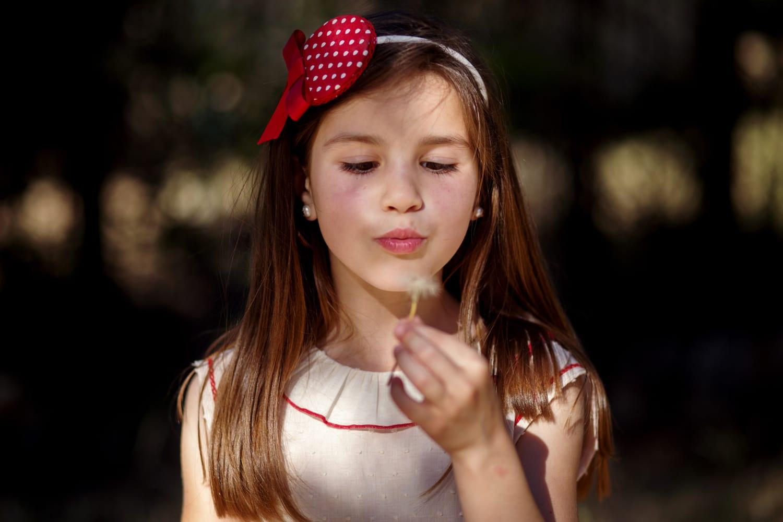 fotografos de niños en Madrid