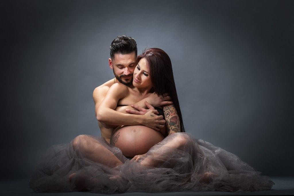 sesión de fotos embarazadas en Madrid